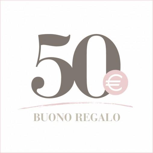 Buono Regalo €50,00