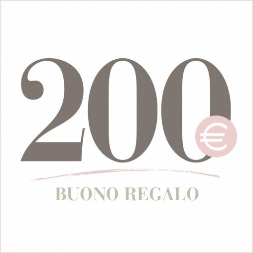 Buono Regalo €200,00