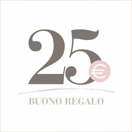 Buono Regalo €25,00