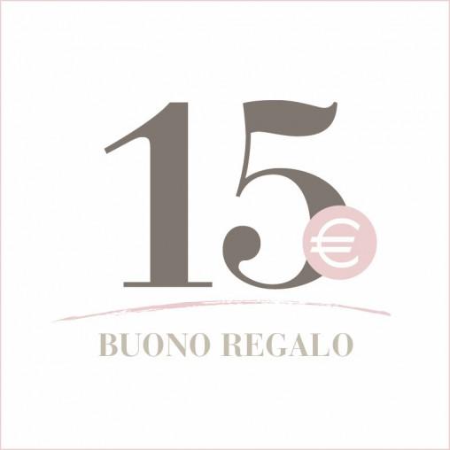 Buono Regalo €15,00
