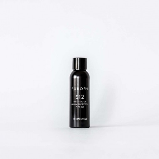 S12 Enzymatic Oil – SPF 20...