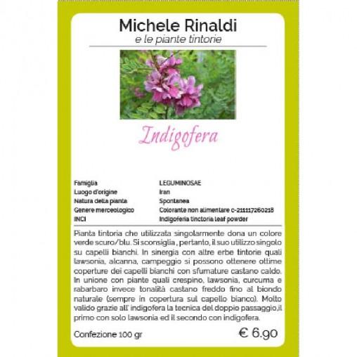 Indigofera - Michele Rinaldi