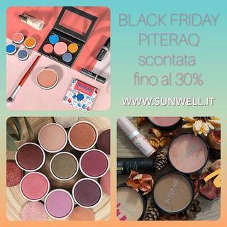Il BLACK FRIDAY continua e sullo shop trovate tutta la linea di @piteraq.cosmetics scontata fino al 30%. Se non siete ancora andate a dare un'occhiata, correte e approfittate della promo valida fino al 2 dicembre 2019 alle 23.59.  E voi conoscete i prodotti di questa Favolosa azienda. Presto tante loro novità sul nostro shop!!! Stay tuned 😉😉😉 #sunwellnature #piteraqcosmetics #saldi #ecobiocosmesi #makeup #makeupbio #makeuppalette #bellezzaalnaturale #trucco #truccoocchi #labbra#madeinitaly #blackfriday #cosmesiecobio #natural #naturalcosmetics #naturalbeauty #naturalcare #naturalmakeup #nature_lovers #ecobiolovers #ideeregalo